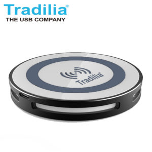 Cargador Wireless Led Tradilia
