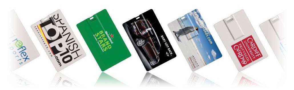 Pendrive Personalizado Tarjeta de Credito