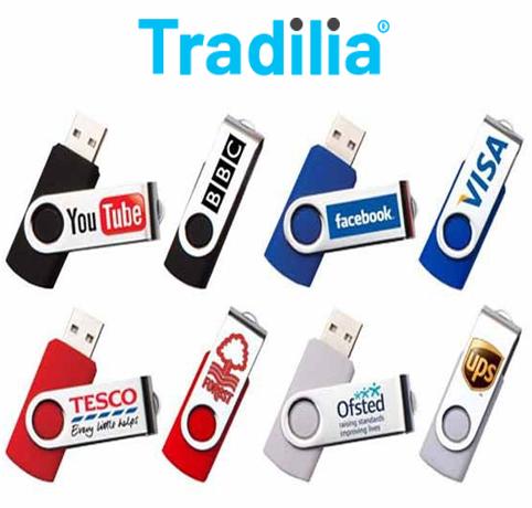 USB Personalizado Barato Twister